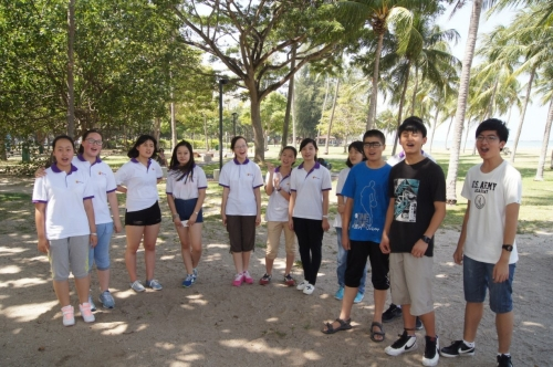 ECP Outing 2014